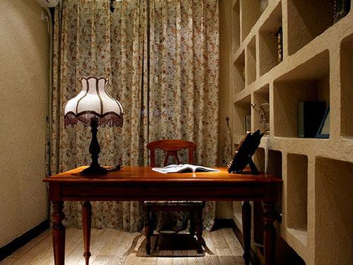 麓山别墅区客户室内装饰秀